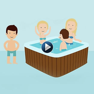 O-Care Benefits from Penguin Hot Tubs
