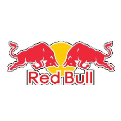 Red Bull Hot Tub Hire by Penguin Hot Tubs