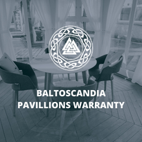 BaltoScandia Pavillions Warranty