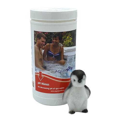 AquaSPArkle Spa pH Minus 1.5kg