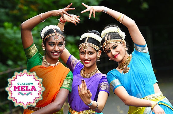 Glasgow Mela is Scotland's biggest free multicultural festival, bursting with live music, theatre performances, exotic mouth-watering foods from around the globe and fun for all ages.