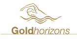 Gold Horizons Spa logo from Penguin Spas Outdoor Living.png