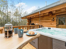 Holiday Lodges and Cabins Hot Tub Hire and Water Management Services | Penguin Hot Tub Hire Scotland