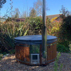 Wood fired hot tub by Penguin Spas Outdoor Living England delivery 5.JPG