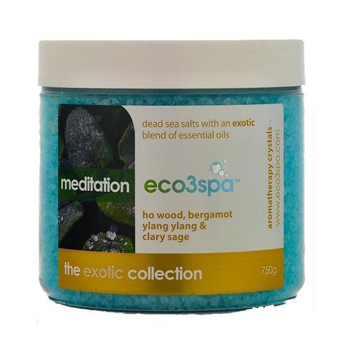 eco3spa Natural Aromatherapy – Meditation 750g