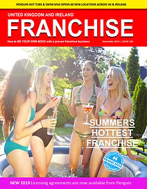 Franchise with Penguin Hot Tub Hire