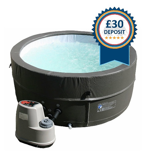 SWIFT 6 Persons Hot Tub Hire DEPOSIT