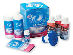 Free Hot Tub and Spa Chemical starter kit, plus free hot tub chemical training by Penguin Hot Tubs and Swim Spas