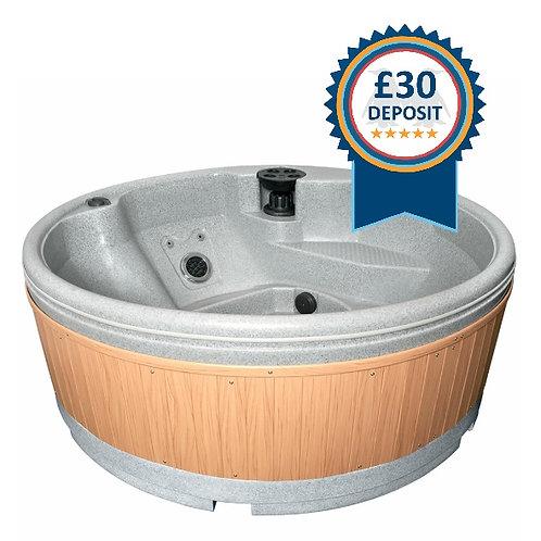 QUATRO SPA 6 Persons Hot Tub Hire DEPOSIT