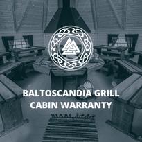 BaltoScandia Grill Cabin Warranty