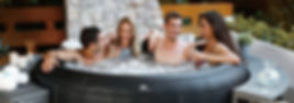 MSpa Premium Series Hot Tubs by Penguin Hot Tubs and Swim Spas
