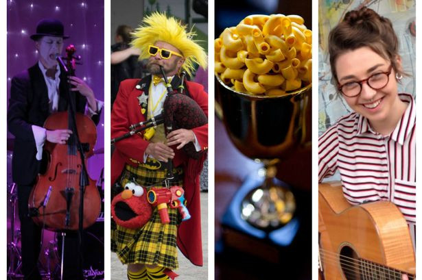 Enjoy a fortnight of music, workshops and events south of the river Clyde when the Southside Fringe Festival returns in May 2019!