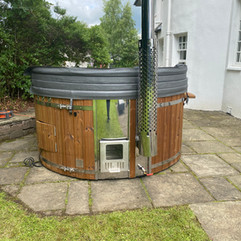 Wood fired hot tub by Penguin Spas Outdoor Living Ireland delivery 5.jpg