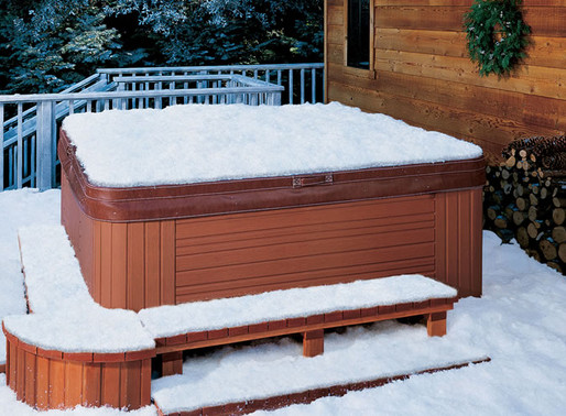 Preparing your Hot Tub for Winter - 10½ easy steps