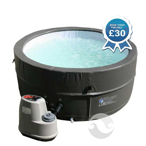 Canadian Spa Swift Hot Tub Hire Deposit