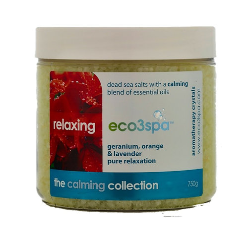 eco3spa Natural Aromatherapy – Relaxing 750g