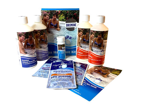 Bromine – AquaSPArkle Complete Spa Starter Kit