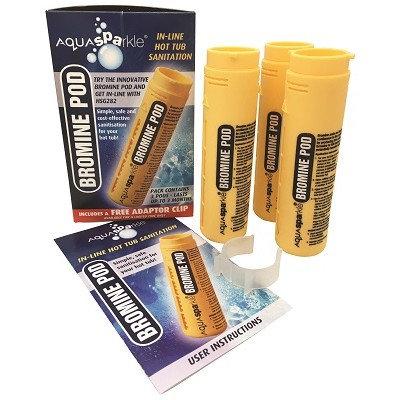 AquaSparkle Bromine Pods (3 Bromine Pods)