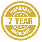 7 Year Acrylic Warranty by Penguin Hot Tubs