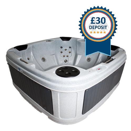 DURA SPA 6 Persons Hot Tub Hire DEPOSIT