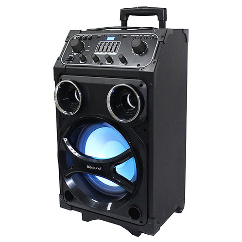 Bluetooth DJ Speaker with Lights
