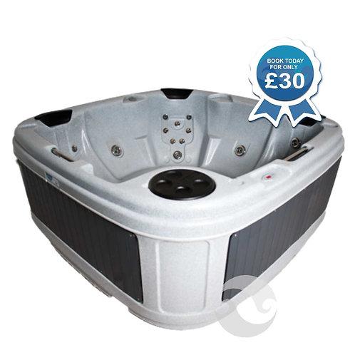 Dura Spa Hot Tub Hire Deposit