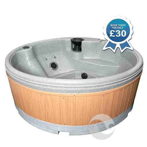 Quatro Spa Hot Tub Hire Deposit
