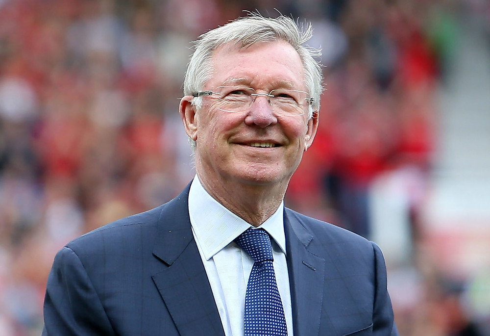 Sir Alexander Chapman Ferguson CBE is a Scottish former football manager and player who managed Manchester United from 1986 to 2013.