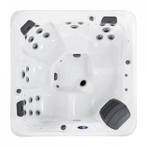 Ocean 5 Person Plug & Play Hot Tub