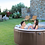 Thumbnail: MSpa Elite Series Reve Inflatable Hot Tub | 4 Person