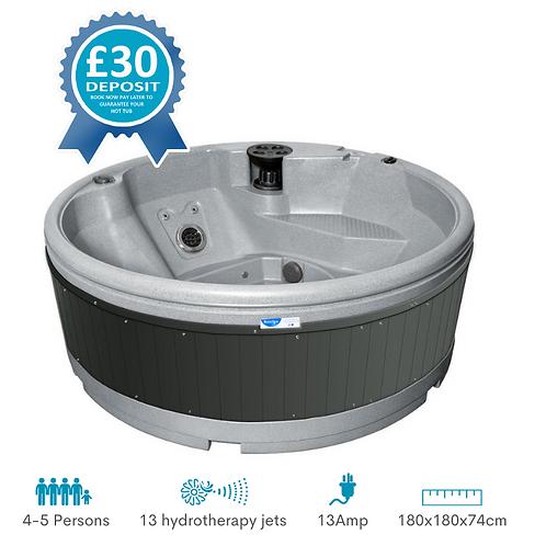 Quatro Spa Hot Tub Hire Deposit UK