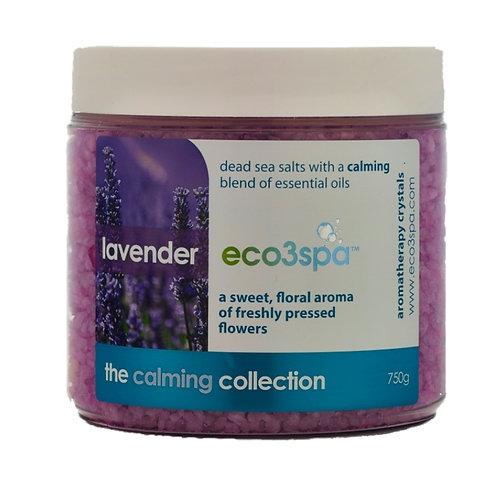 eco3spa Natural Aromatherapy – Lavender 750g