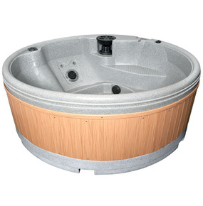 Quatro Spa 6 Persons Hot Tub by Penguin Hot Tub Hire