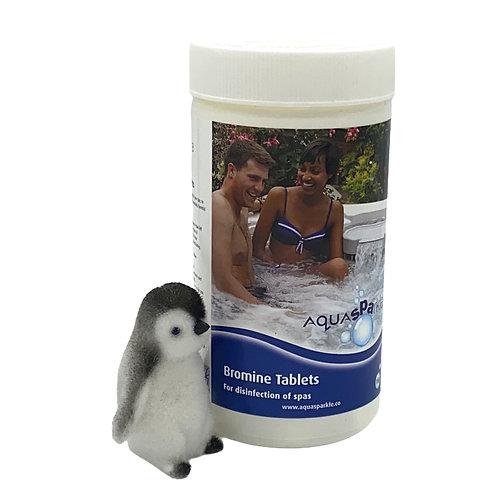 AquaSparkle Bromine Tablets 1kg