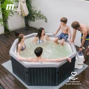 Mspa Inflatable & Portable Hot Tubs