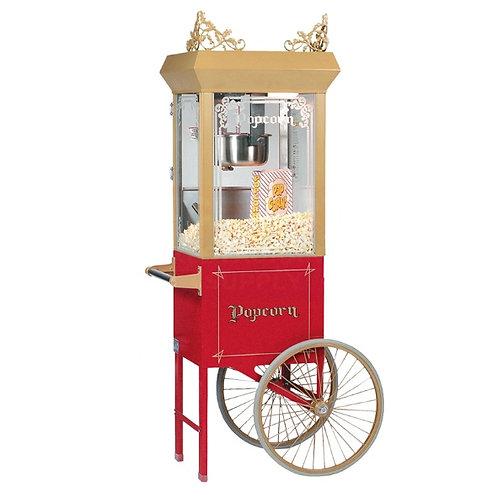 Traditional Popcorn Machine Hire