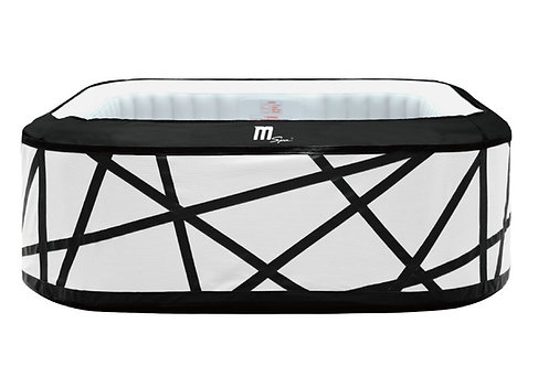 MSpa Premium SOHO Portable Hot Tub | 6 person