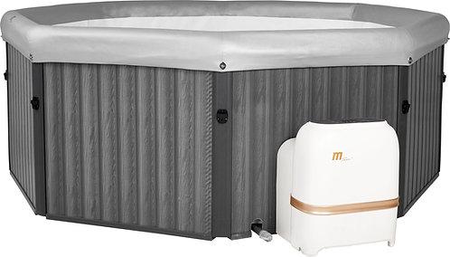 MSpa Premium Tuscany Portable Hot Tub | 4 Person