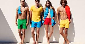 Hot Tub Fashion for Men