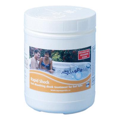 AquaSPArkle Hot Tub & Spa Rapid Shock 500g