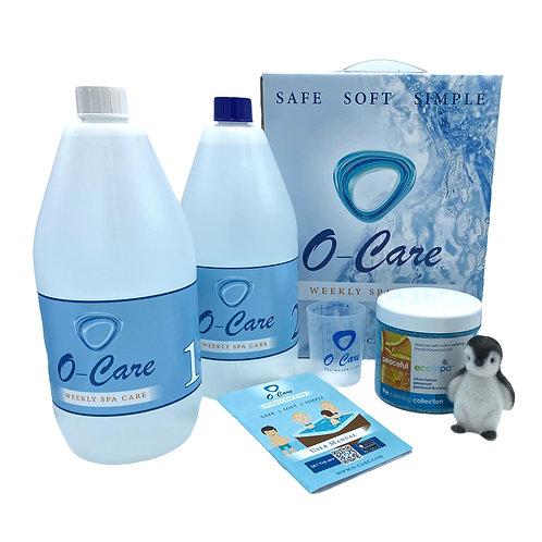 O-Care Weekly Spa Care   Free eco3spa Aromatherapy Salts