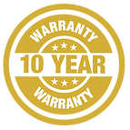 10 Year Structural Warranty by Penguin Hot Tubs
