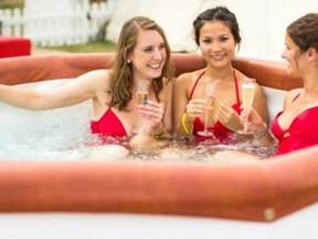 Festival Hot Tub Hire