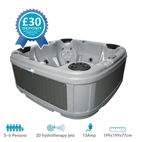 Dura Spa Hot Tub Hire Deposit UK