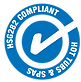 HSG282 Compliant Logo from Hire Hot Tub