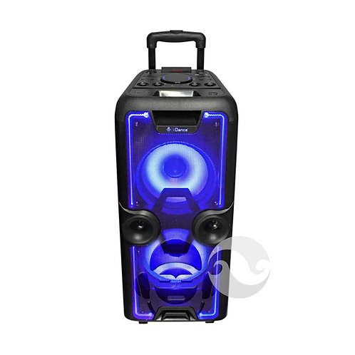 Portable Bluetooth Speaker with Lights