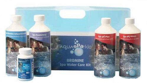 AquaSPArkle Spa Starter Kit - Bromine