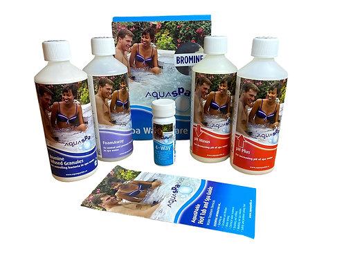 Bromine – AquaSPArkle Spa Starter Kit