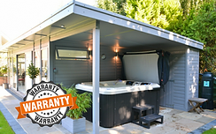 7 Year Warranty from Penguin Hot Tubs and Swim Spas