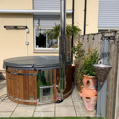 Wood fired hot tub by Penguin Spas Outdoor Living Glasgow 1.JPG